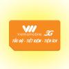 Sim 3G Vietnamobile TK 60Gb